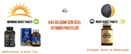 vitamin paketleri